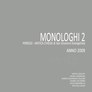MONOLOGHI 2 - 2009