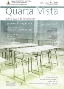manifesto QUARTA MISTA low