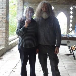 Giorgio e Mariangelo