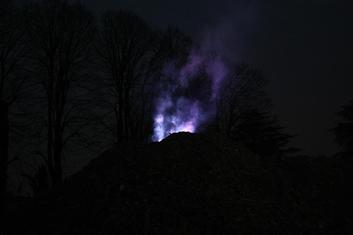 macerie - vulcano
