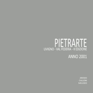 PIETRARTE 2001