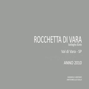 ROCCHETTA DI VARA
