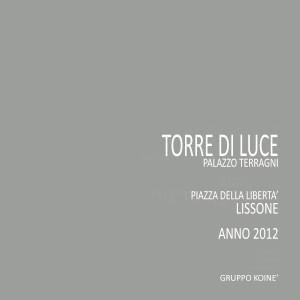 TORRE DI LUCE 2