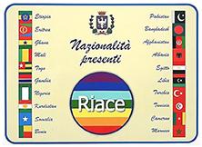 nazionalità presenti